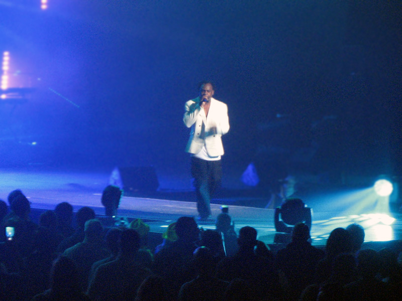 Dr Alban at Forever 90, Zénith (Strasbourg) 17th February 2018
