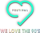We Love the 90s festival 2017