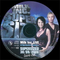 Supersized Live Cd