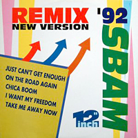 Remix '92 mini album (5 tracks)