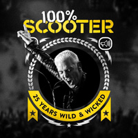 100% Scooter-25 Years Wild &Wicked
