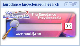 Eurodance Encyclopaedia Search engine widget