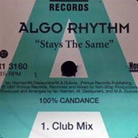 Algo Rhythm - Stays The Same