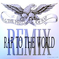 Rap To The World