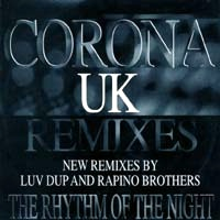 The Rhythm Of The Night (UK Remixes)