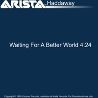Waiting For A Better World