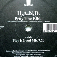 Pray The Bible