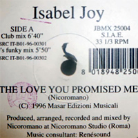 Isabel Joy, biography discography, recent releases, news, featurings