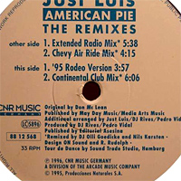 American Pie (The Remixes)