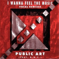 I Wanna Feel The Music (Vocal Remixes)