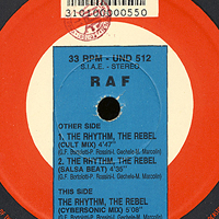 The Rhythm, The Rebel