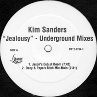 Jealousy (Underground Mixes)