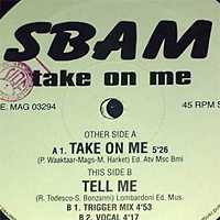 Take On Me / Tell Me