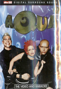 Aqua - The Video Collection