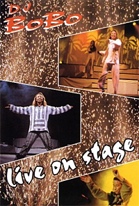 DJ Bobo - Live On Stage