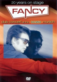 Fancy - 20 Years on stage - Club Concert at the Kalinka Munich