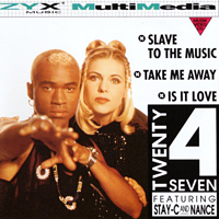 Twenty 4 Seven - Video CD