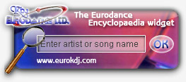 Eurodance Encyclopaedia search engine Yahoo widget